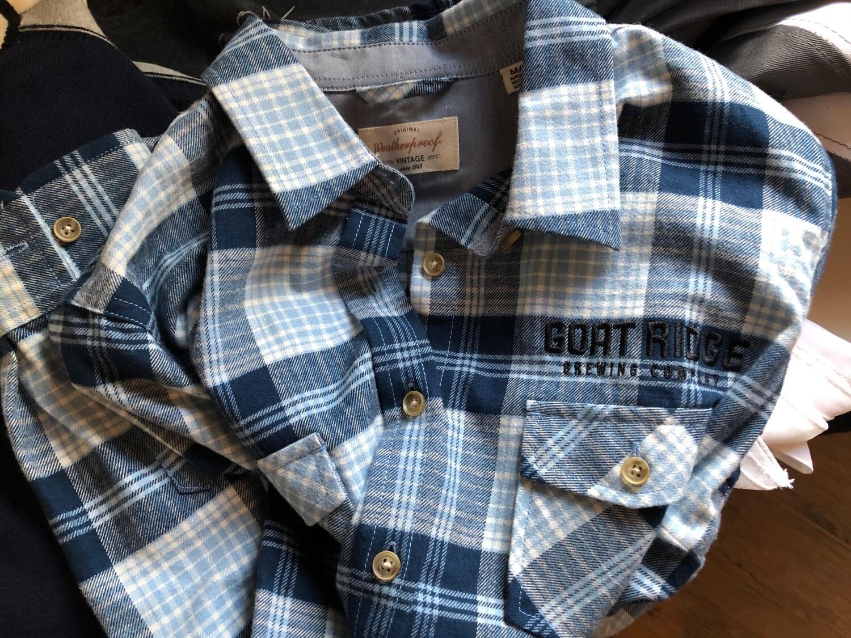 GRB Women's Flannel size M