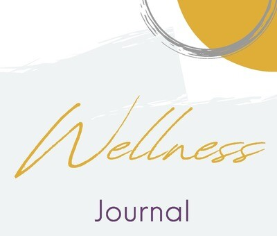12 Month Wellness Journal