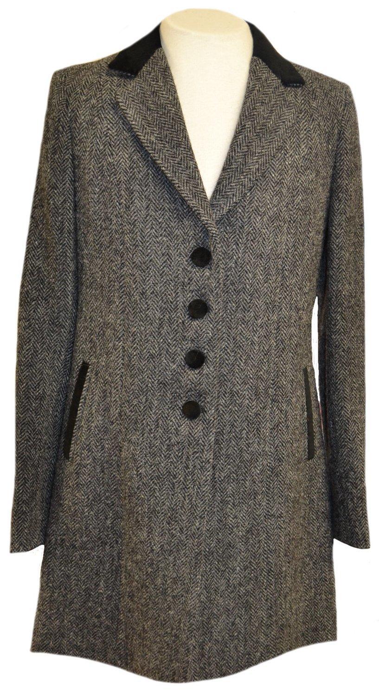 The Tara Womens Harris Tweed Coat
