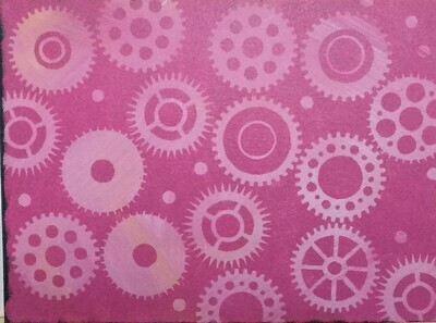 Gears - Pink