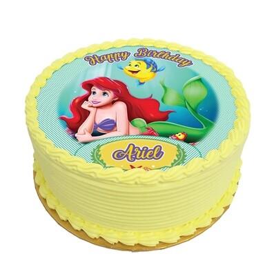 Ariel Celebrates