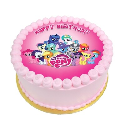 Pony Celebrates