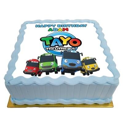 Little Bus Birthday