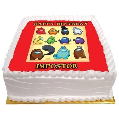 Happy Birthday Impostor