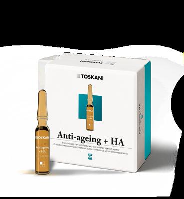 Toskani Anti- ageing + HA Ampoules ( 15x 2ml)