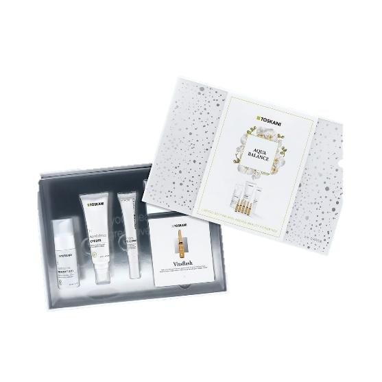 Toskani Limited Edition Aqua Balance set