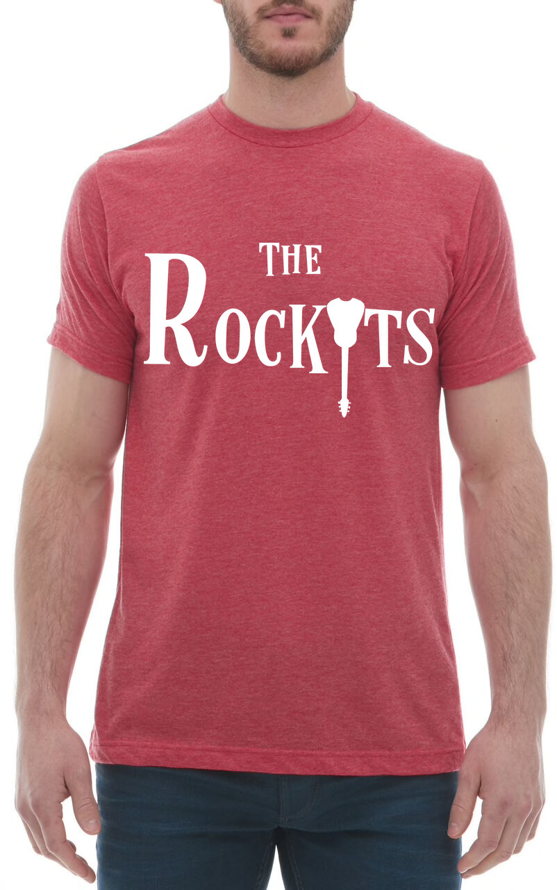 The Rockyts Red Men's T-Shirt
