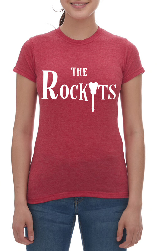 The Rockyts Red Women's T-Shirt