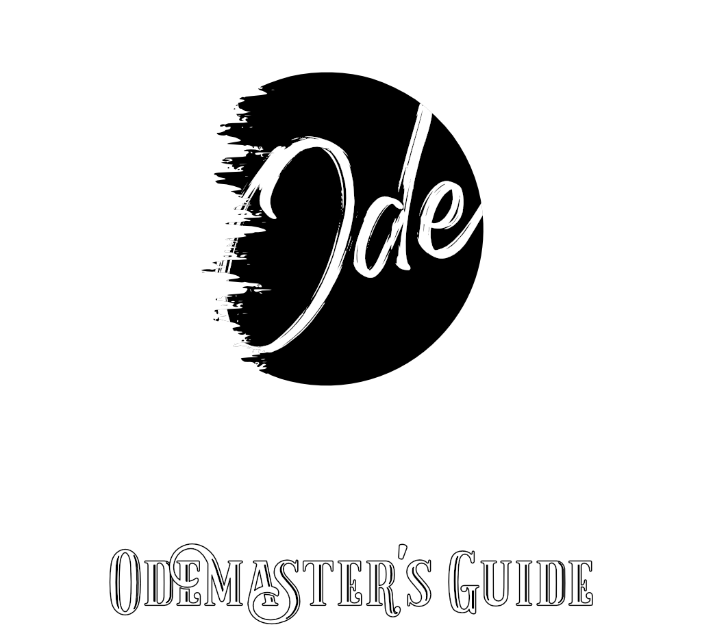 Odemaster's Guide