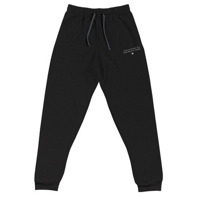 ODE Take What's Yours Joggers (Black)