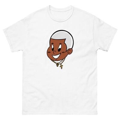 AKONIxx T-shirt (Sisco Silver)