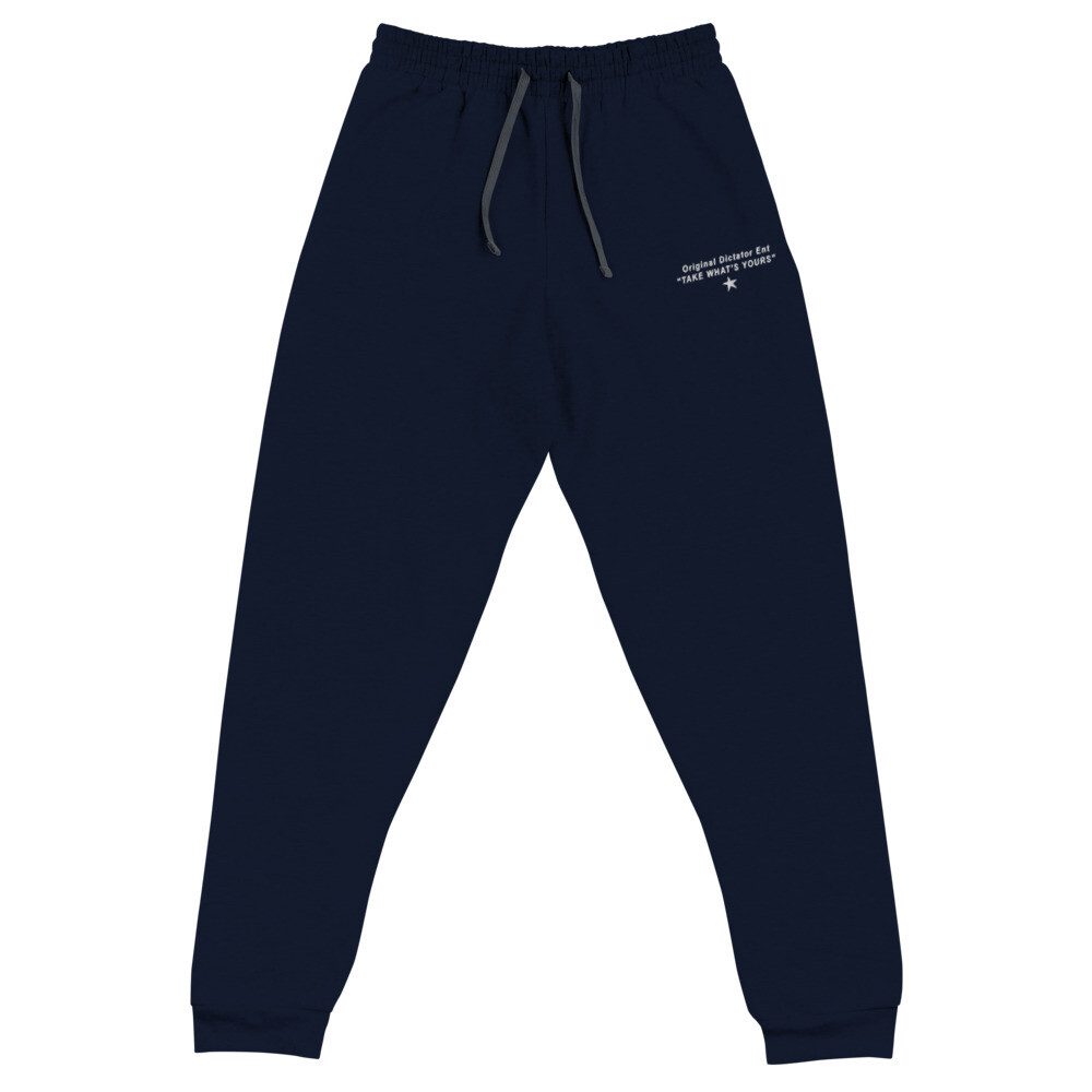 ODE Take What's Yours Joggers (Navy)