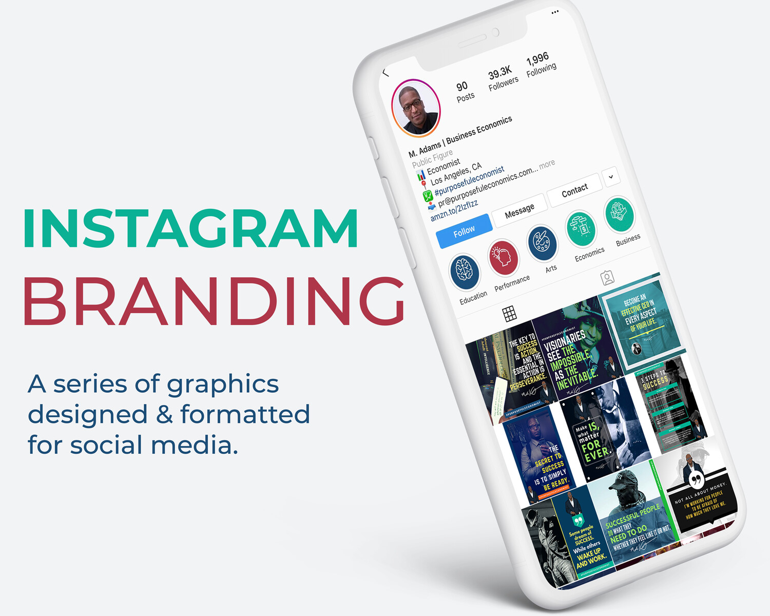 Instagram Templates - Custom Branding Package (3)