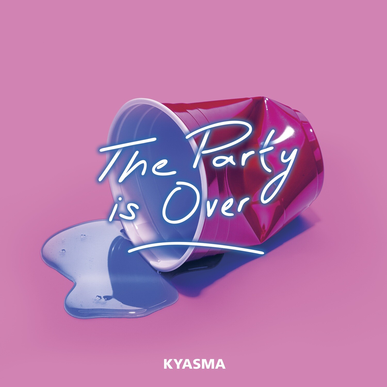 The Party is Over : order the CD now!