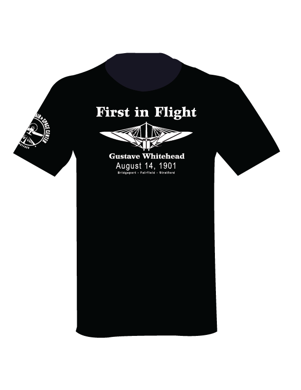 First in Flight Whitehead Shirt