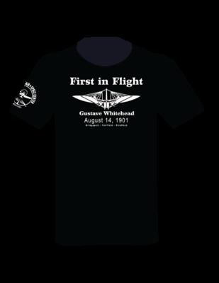 First in Flight Whitehead Shirt
