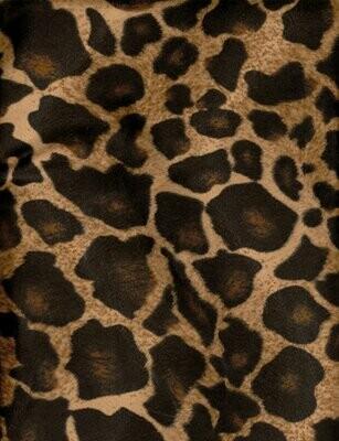 Panther Faux Fur