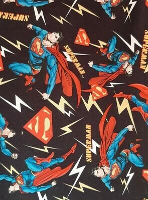 SUPERMAN - Black Background