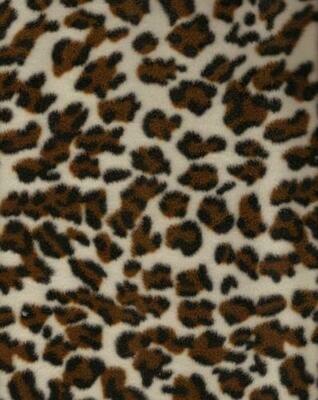 Snow Leopard Fleece