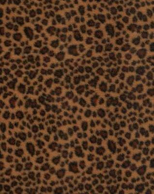 Baby Leopard Fleece