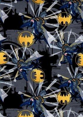 BATMAN - GREY