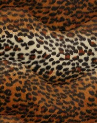 Cheetah Faux Fur