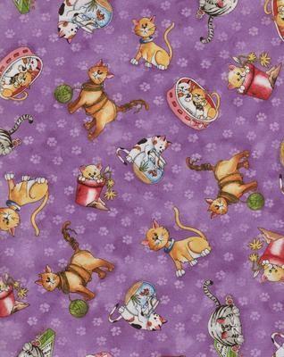 Purple Cats Design