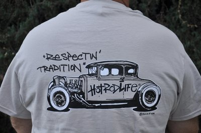 Respectin' Tradition T-Shirt
