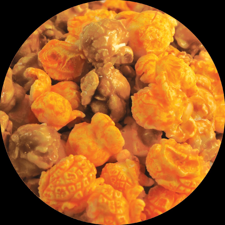 Mellos Original Cheesy Caramel Mix 26 5oz bags