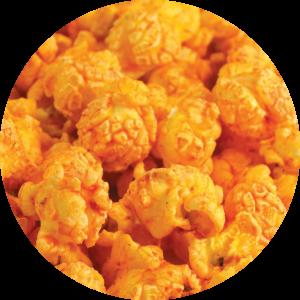 Cheese Popcorn 16 4oz bags
