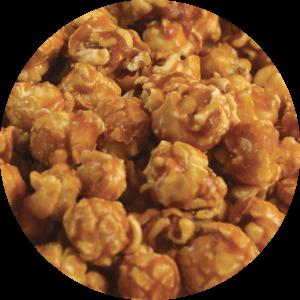 Caramel Popcorn 36 4oz bags