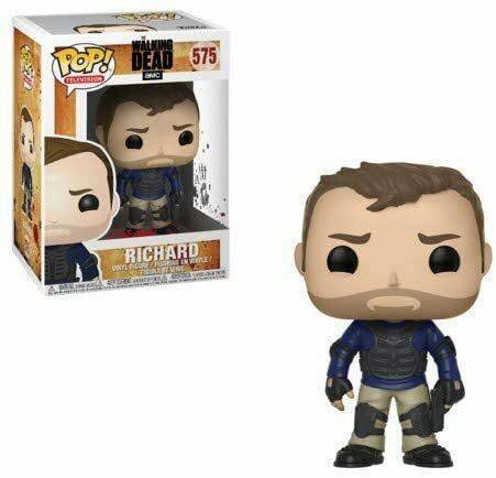 Funko Pop! Television: The Walking Dead - Richard Collectible Toy