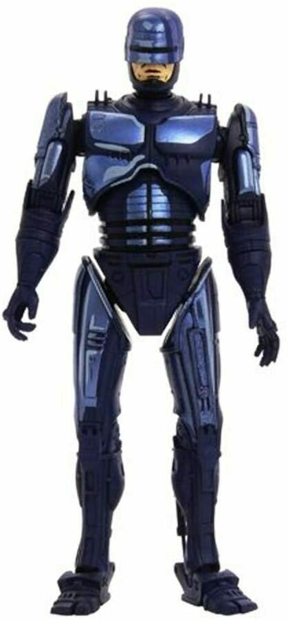 Robocop Video Game Appearance Classic Figure,Multi-colored