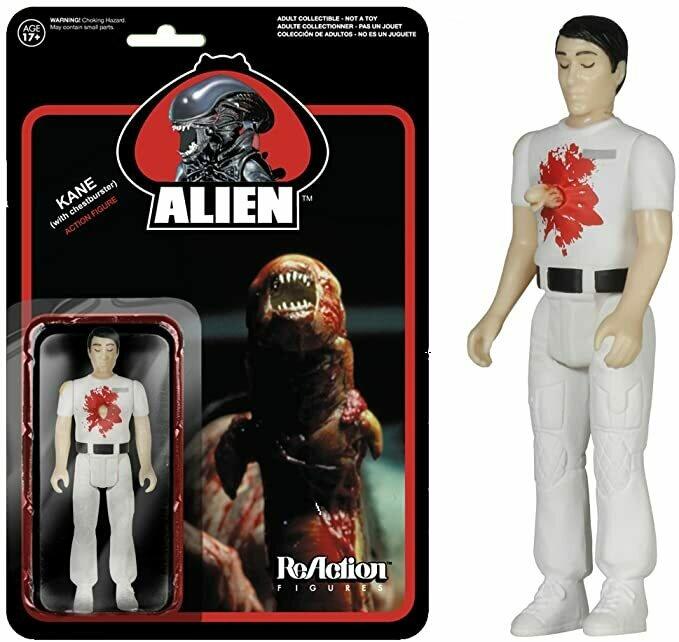 Funko Reaction: Alien Chestburster Kane Action Figure