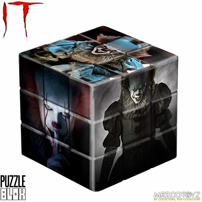 Puzzle Blox - Pennywise