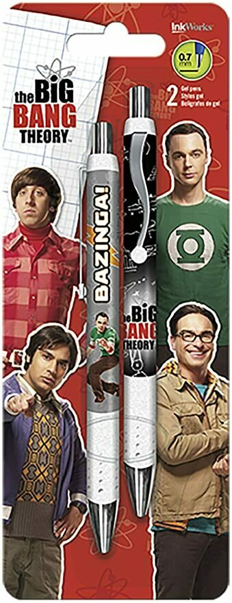 InkWorks PENGEL2PK - The Big Bang Theory