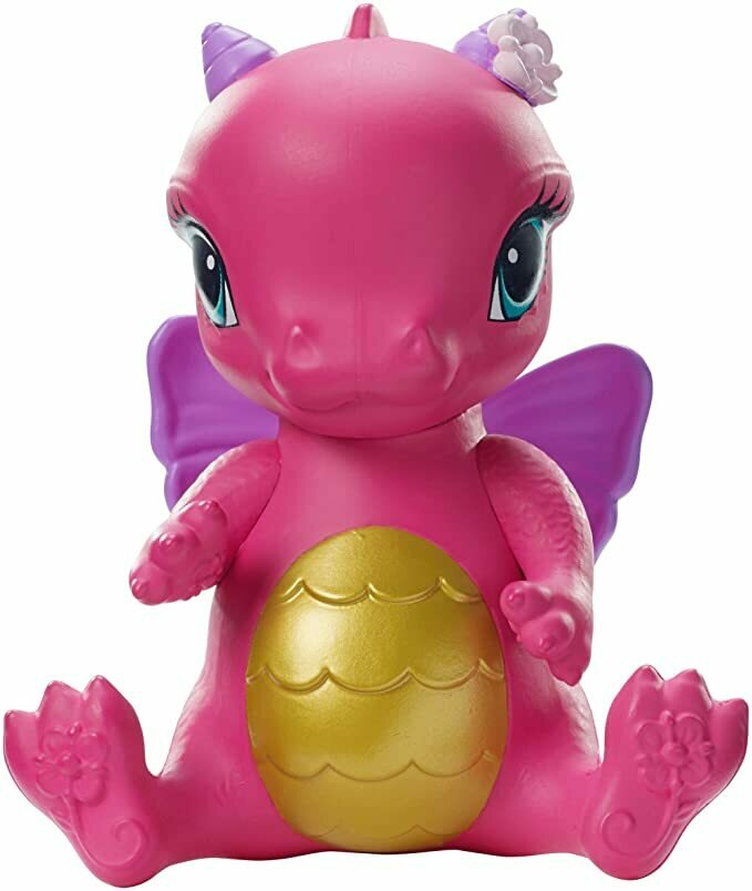 Ever After High Dragon Games Holly O'Hair Dragon Figure