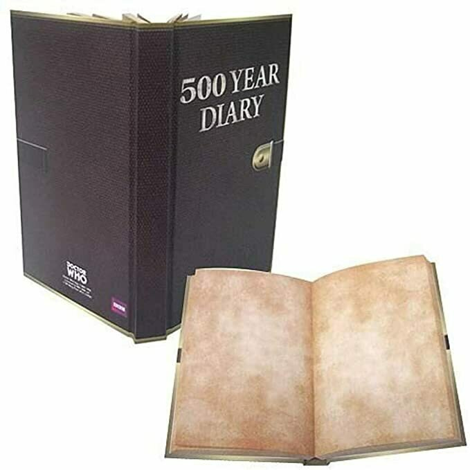 Doctor Who: 500 YEAR DIARY JOURNAL