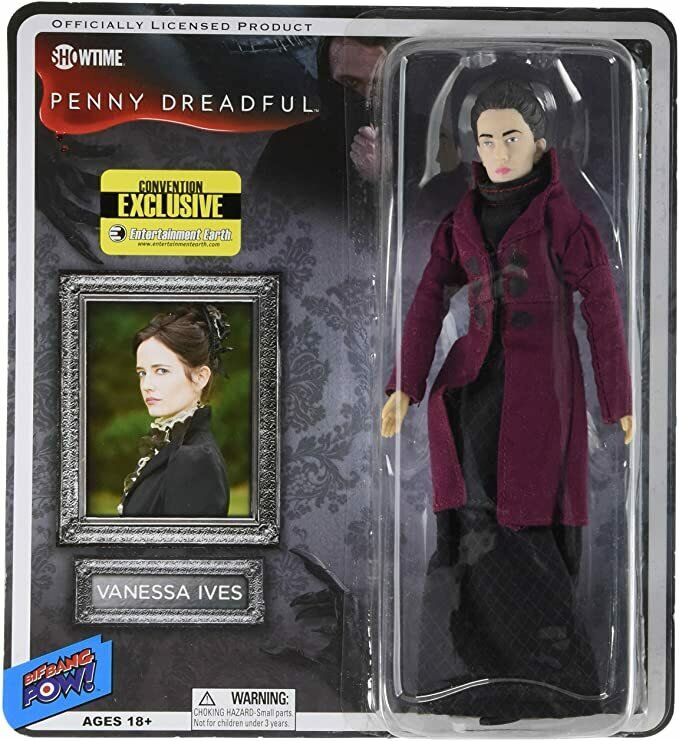 Entertainment Earth Penny Dreadful Vanessa Ives 8-Inch Figure - Con. Exclusive