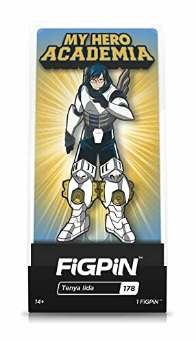 FiGPiN My Hero Academia: Tenya Iida - Not Machine Specific [video game]