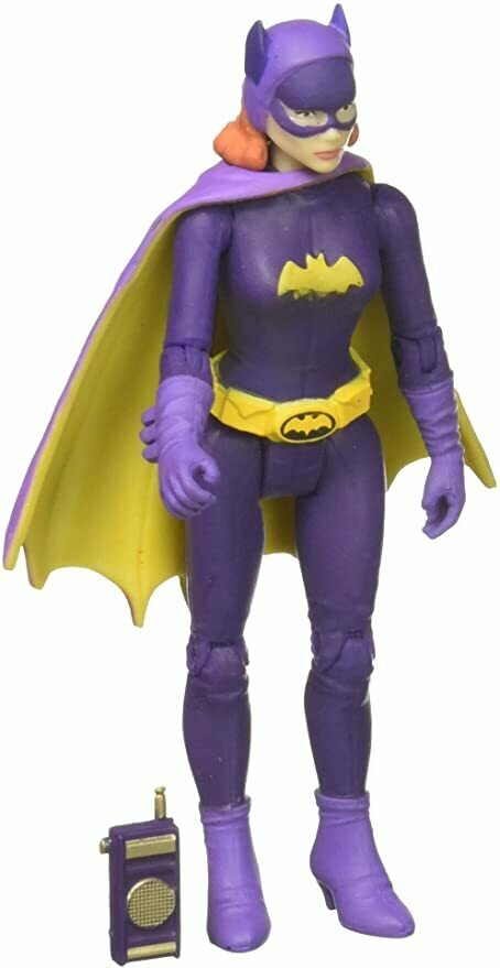 Funko Action Figure: DC Heroes - Batgirl Toy Figure