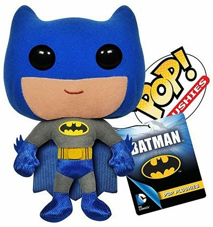 Funko Batman Plushies