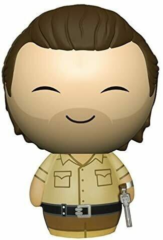 Funko Dorbz: Walking Dead Rick Grimes Action Figure