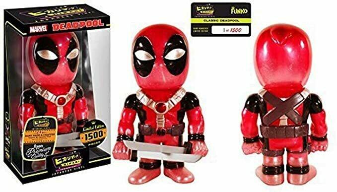 """Funko Marvel Deadpool Hikari Japanese Vinyl Deadpool 7"""" Vinyl Figure"""