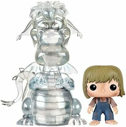 "Funko Pop Disney: 2016 Summer Convention Exclusive 6"" Elliot & Pete's Dragon Action Figure (2 Pack)"