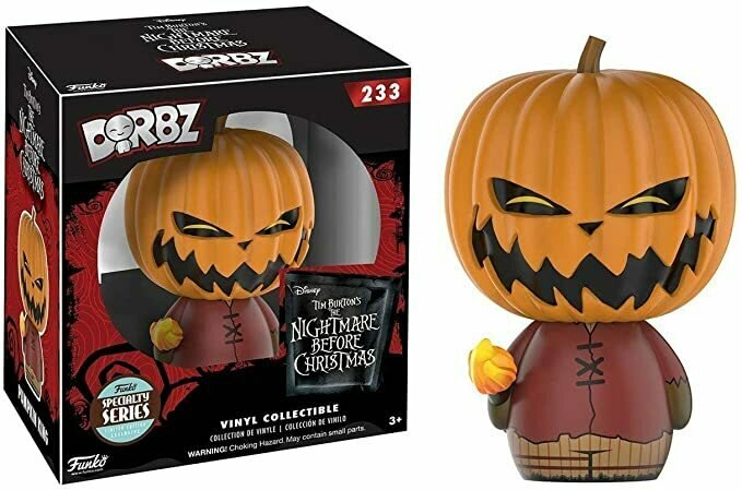 Funko Specialty Series Dorbz: Pumpkin King Vinyl Figure!