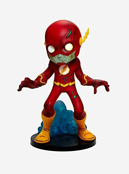 Hot Topic DC Comics DC Artists Alley Chris Uminga The Flash Zombie Variant Statue Exclusive