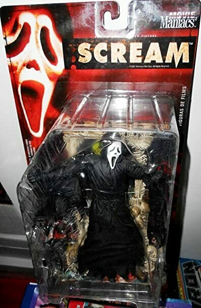 Movie Maniacs Series 2: Scream Ghostface