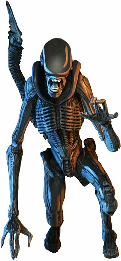 "NECA Alien 3 7"" Scale Action Figure Dog Alien (Video Game Appearance) Action Figure"