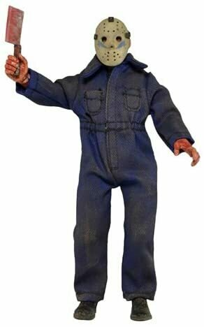 "NECA Friday The 13th Part 5 - Jason (Roy) Clothed 8"" Figure"